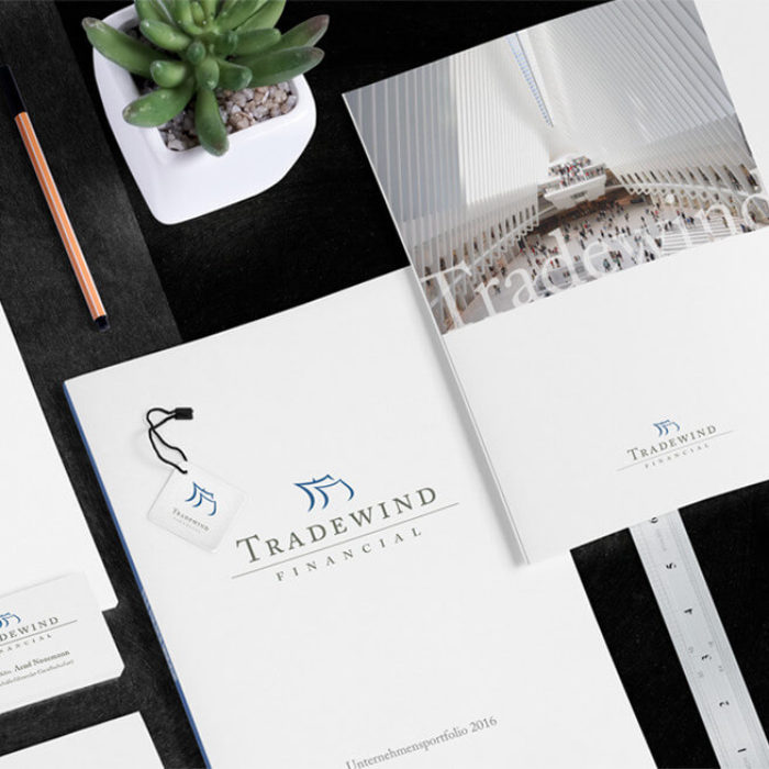 Tradewind Financial – Corporate Design